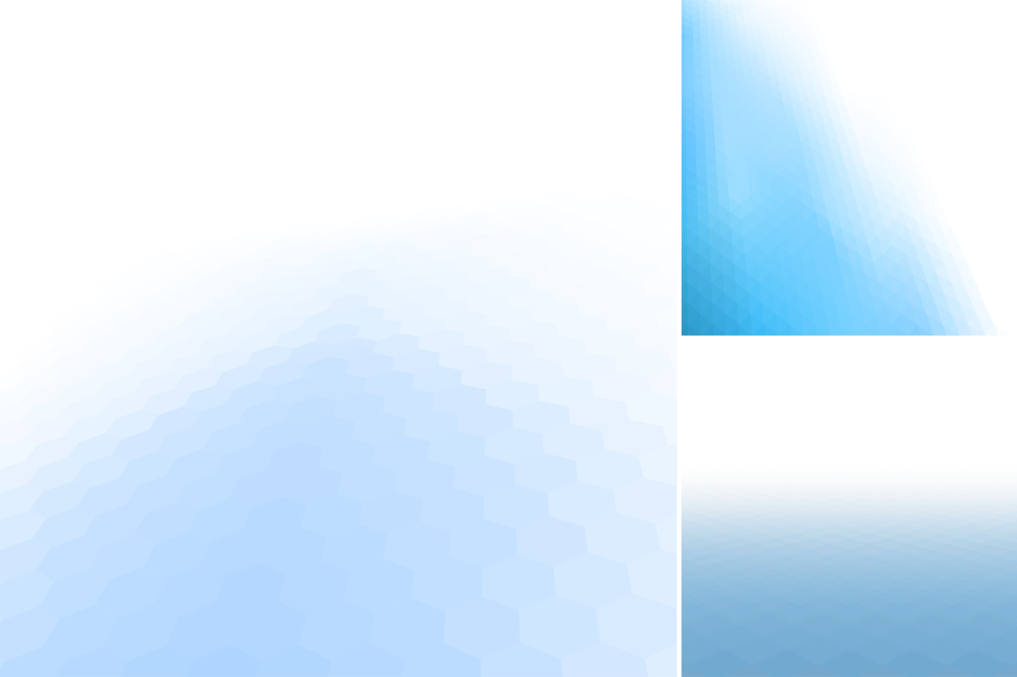 Blue abstract backgrounds. example image 3