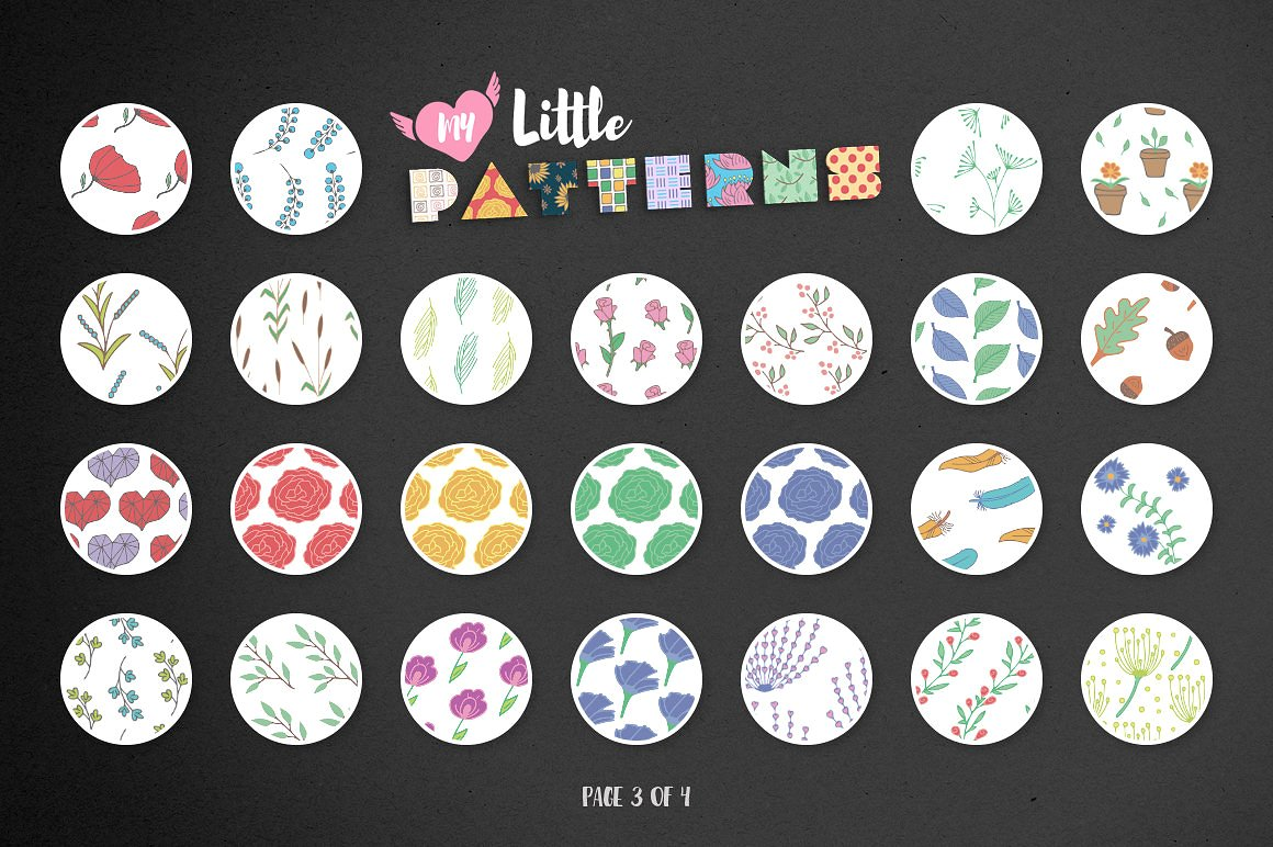 My Little Patterns example image 8