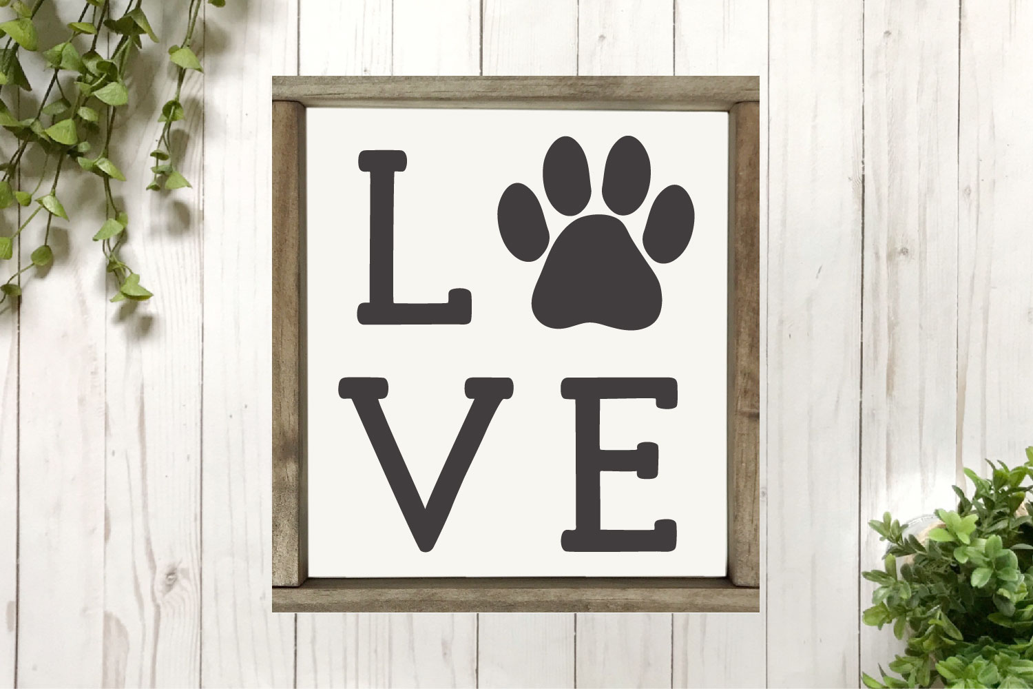 Dog SVG Bundle - Cut Files for Signs example image 10