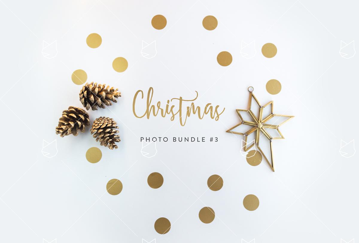 Christmas Photo Bundle #3 with FREE BONUS example image 11