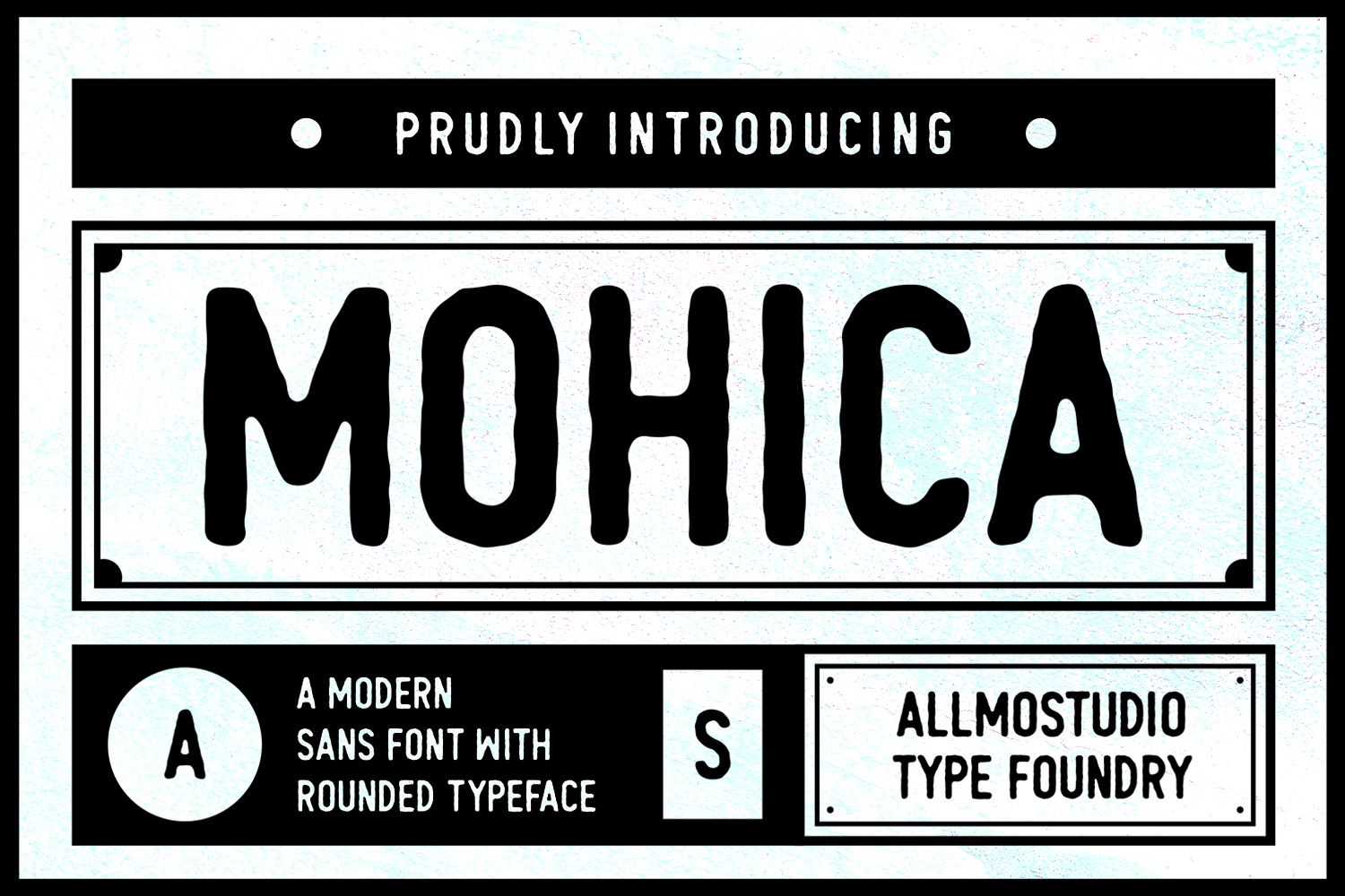 Mohica Font example image 1
