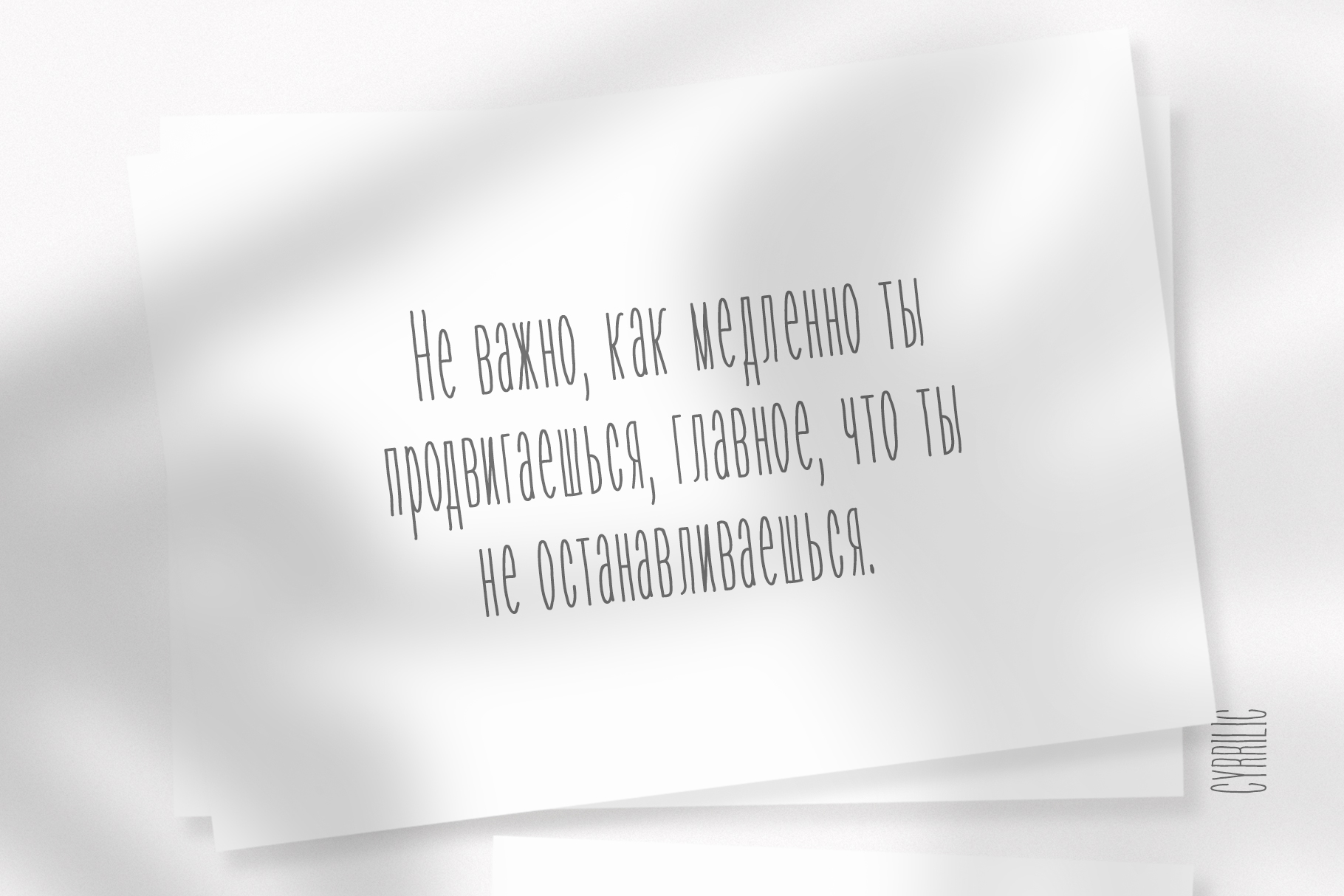 LÜKA | HandWritten Multilingual Font example image 7