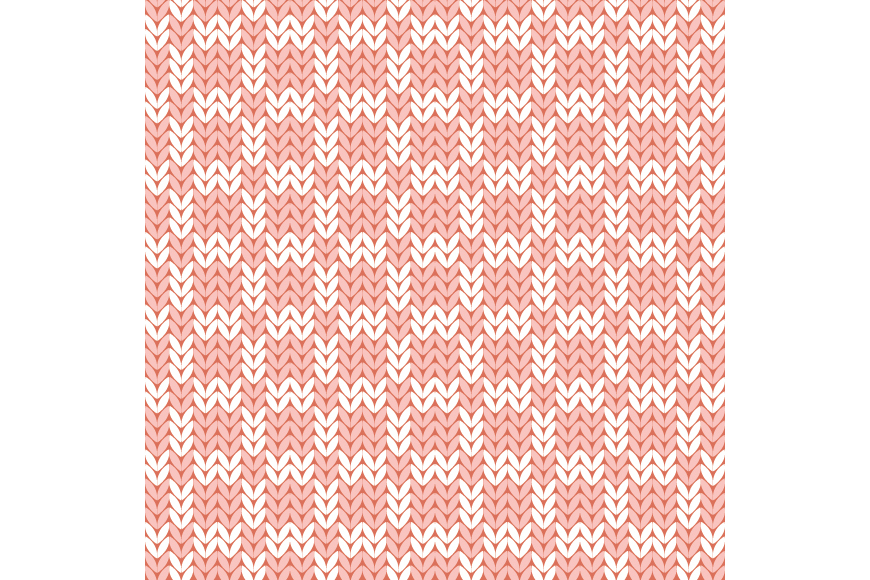 Set of 12 seamless knitted backgrounds. example image 6