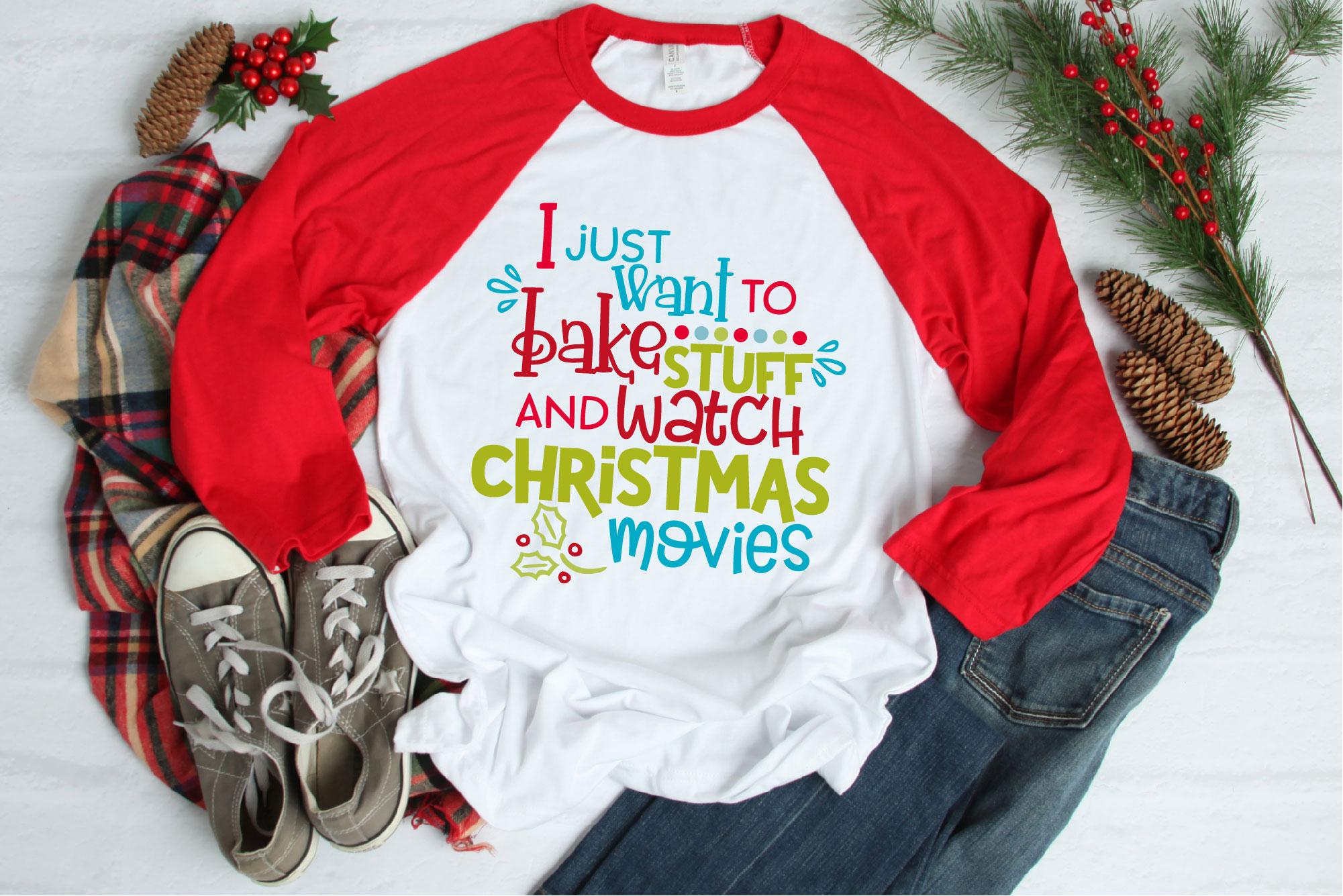 Christmas Cookie Baking Bundle SVG, Christmas Sublimation example image 10
