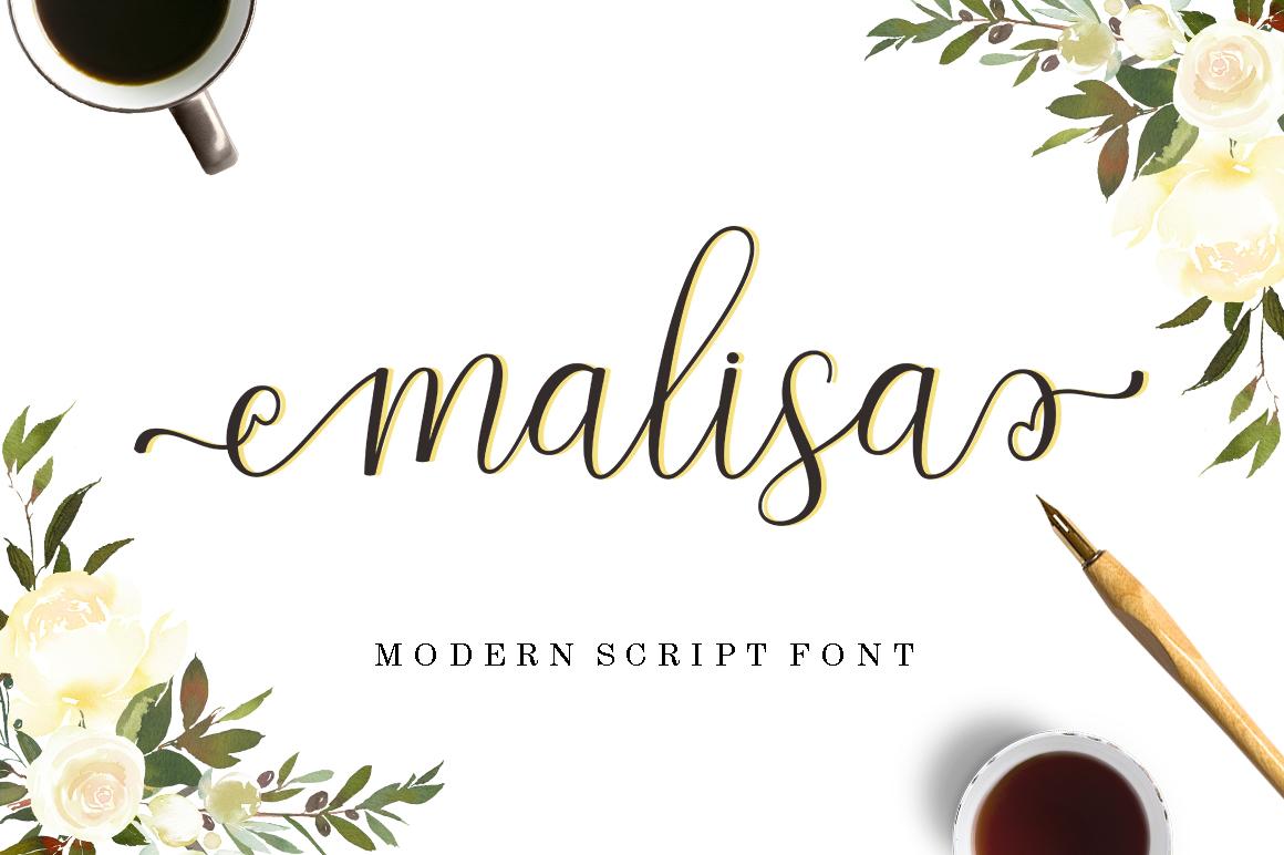malisa script example image 1