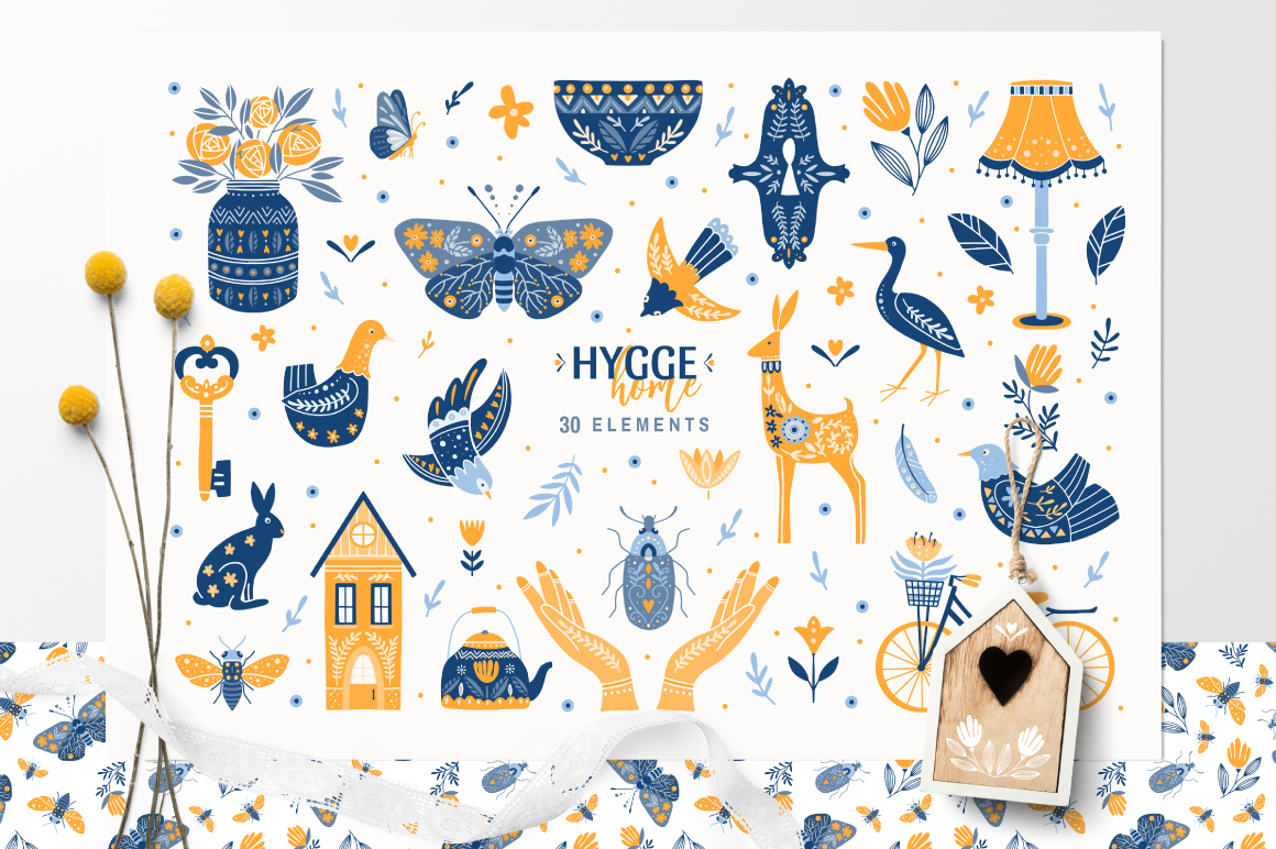Hygge home collection example image 7