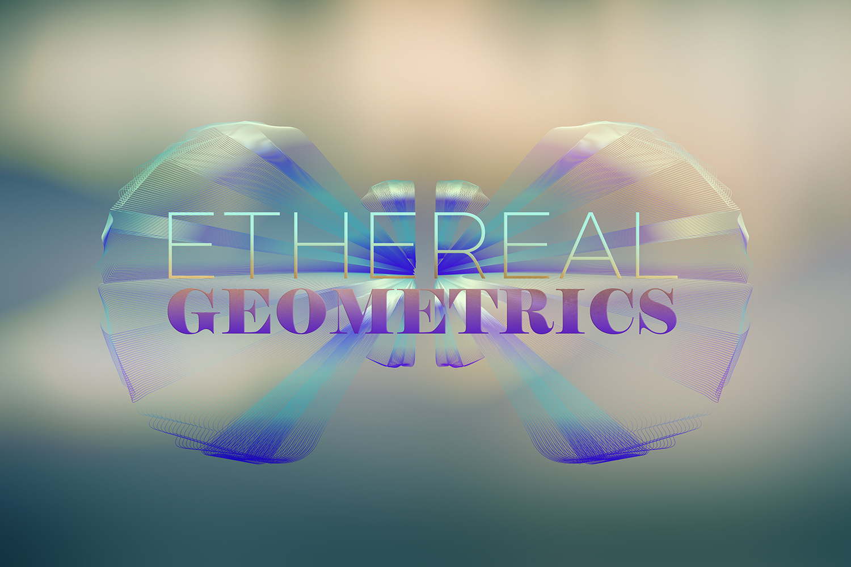 Ethereal Geometrics example image 3