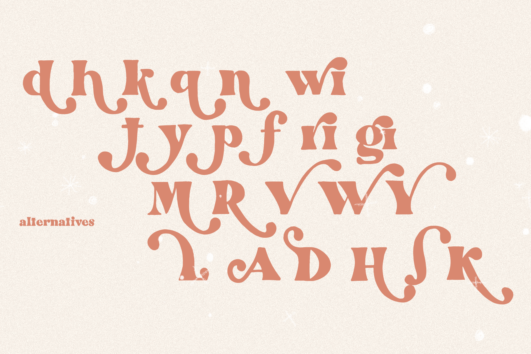Wished - A Hand-Drawn Serif Font example image 17