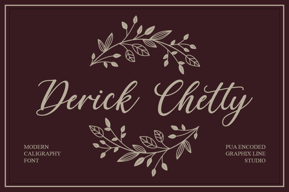 Derick Chetty example image 1