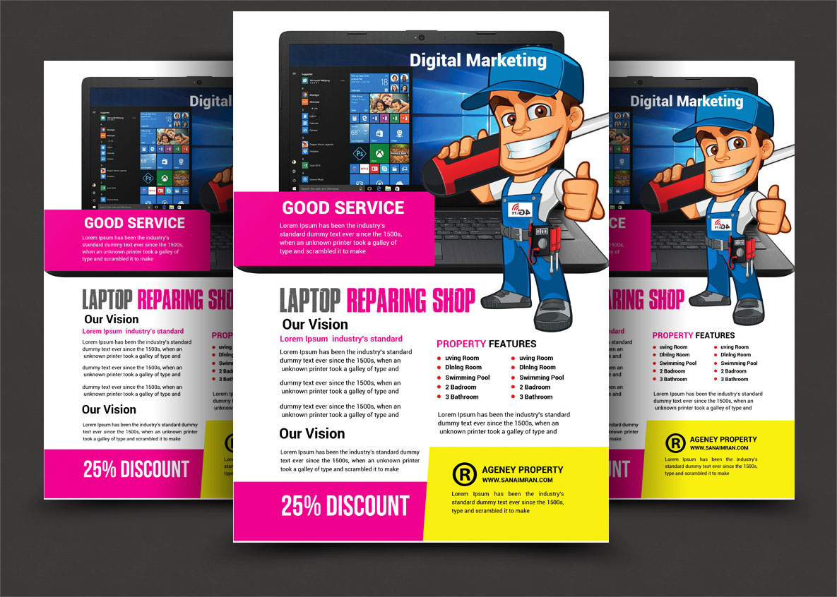 Business Bundle Flyer 6 example image 5