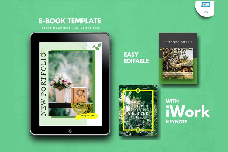 20 eBook Bundles v2.0 Template Editable Using iWork Keynote example image 15