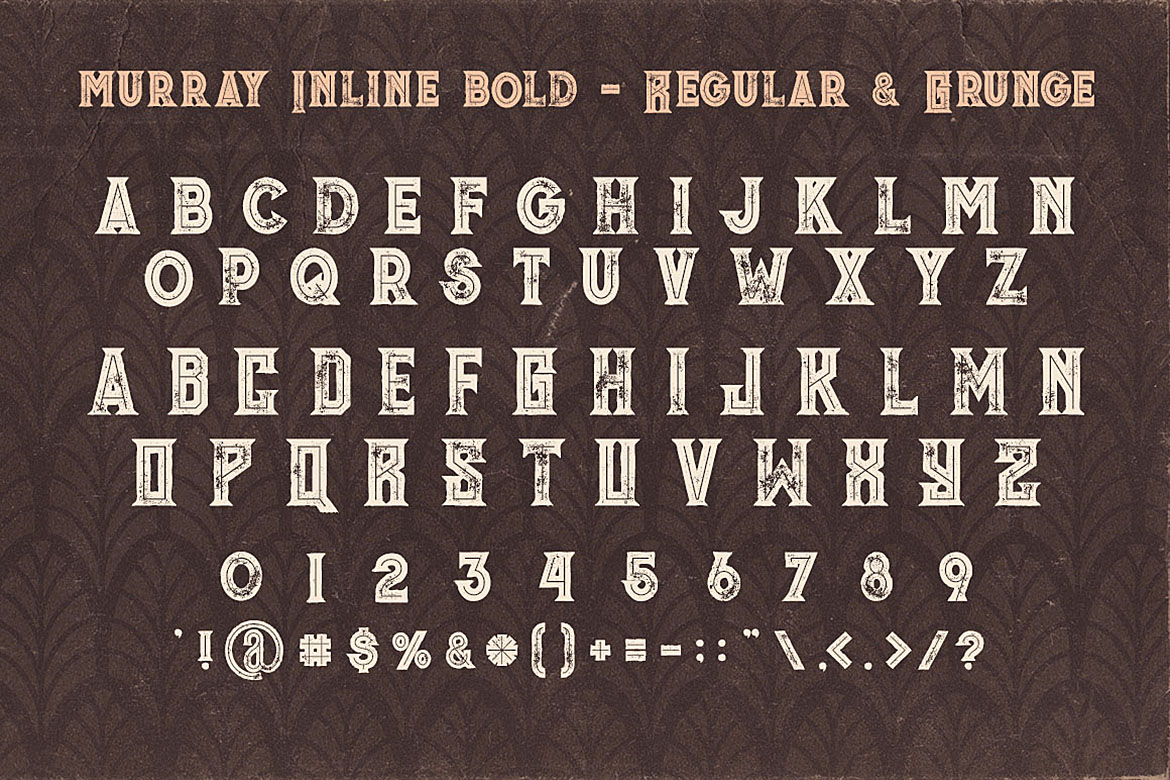The Money Font Duo example image 4