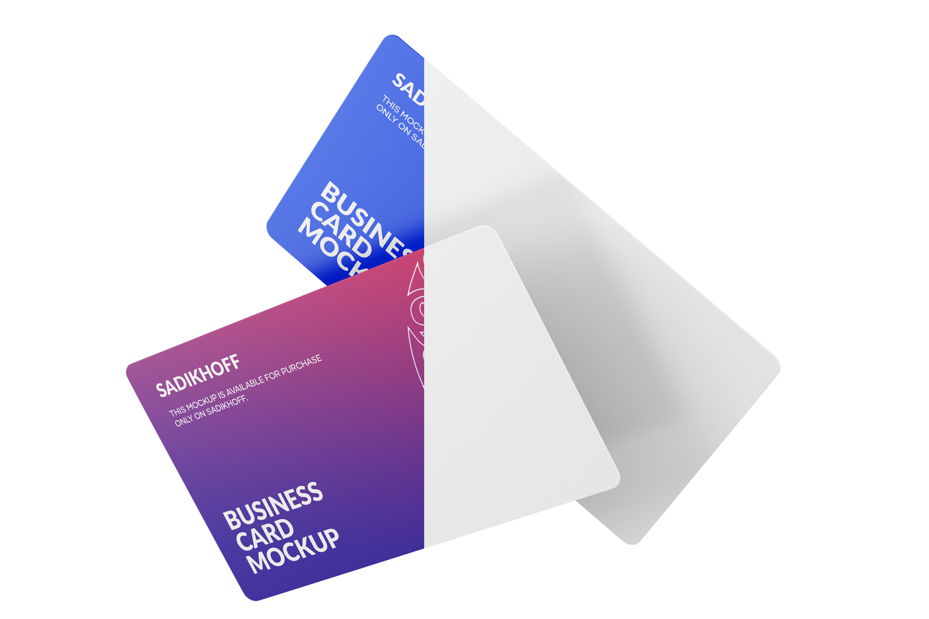 Business Cards Mockup example image 4