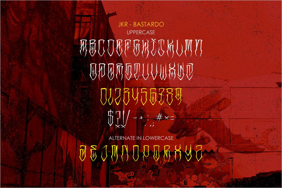 BASTARDO example image 2