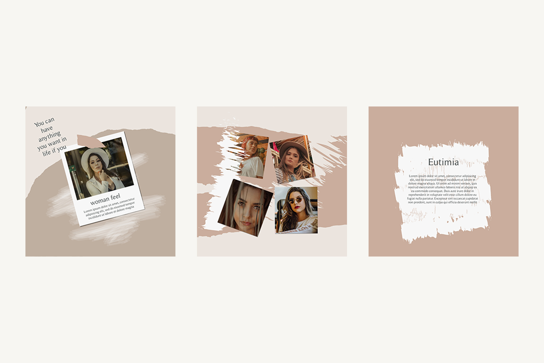 Moody Instagram Templates example image 4
