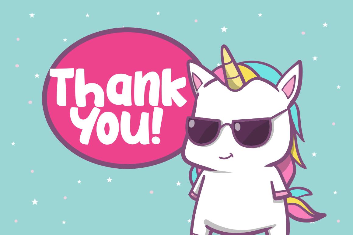 Cool Unicorn example image 6