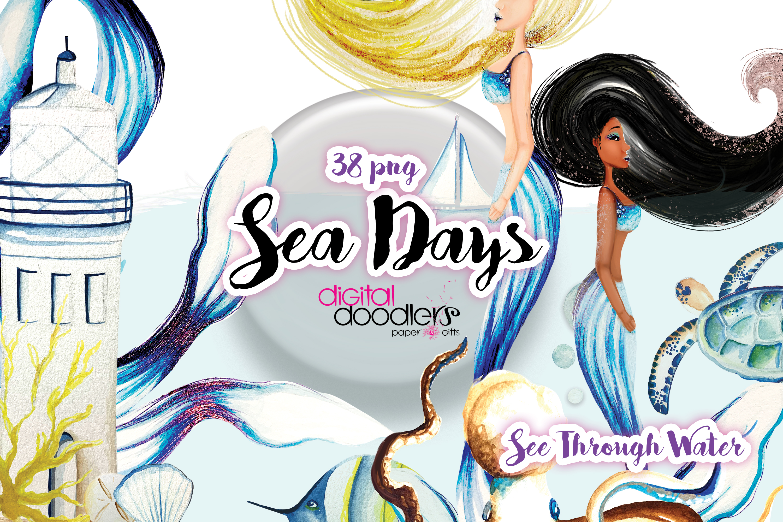 Sea Days example image 5