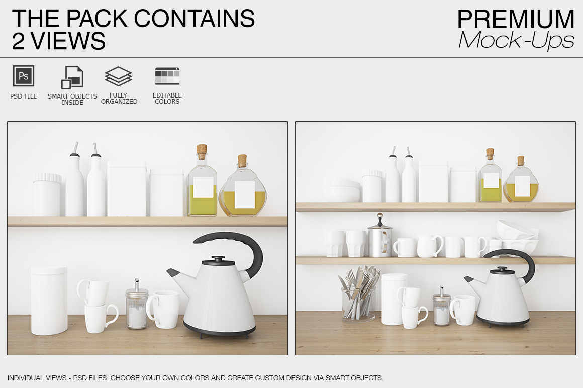 Kitchen Accessories Set example image 11