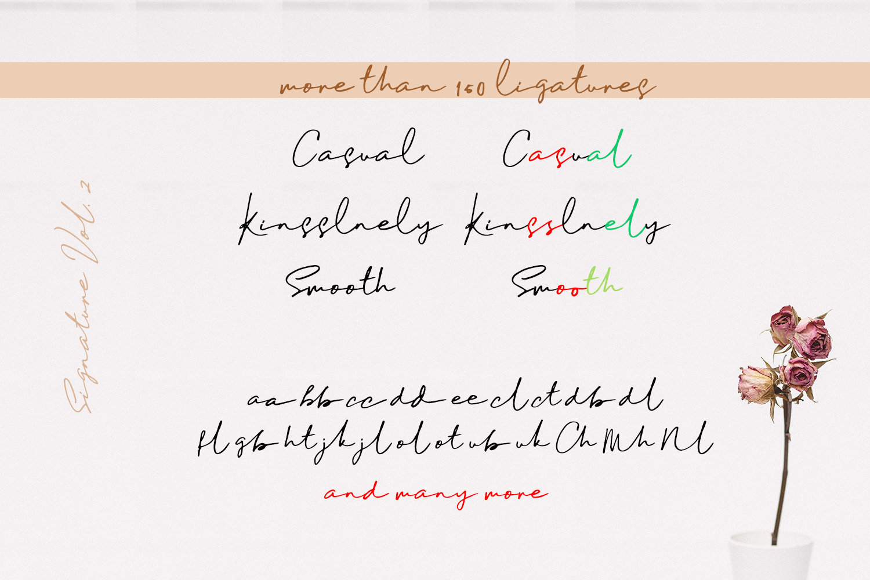 Daniels Signature example image 3