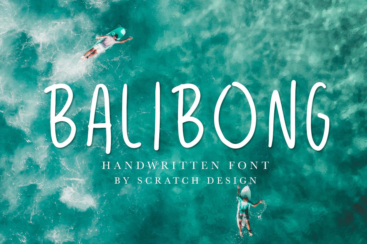 Balibong example image 1