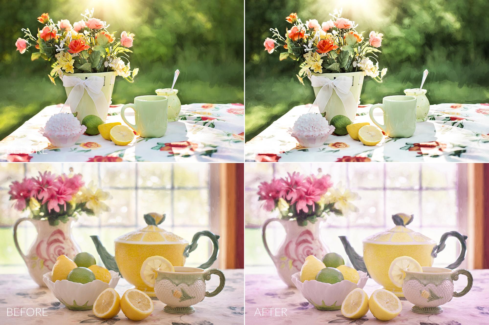 Tea Party Lr Presets example image 3