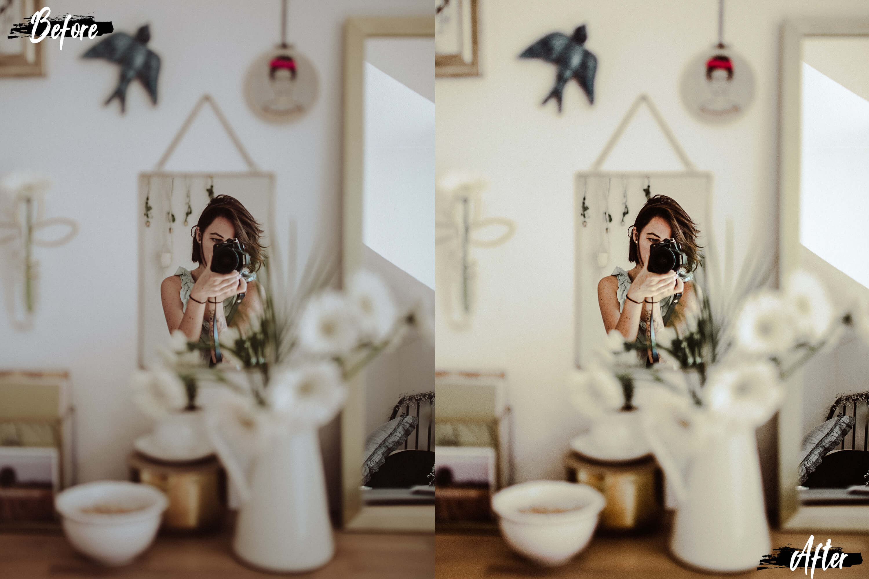 Neo Cream Theme Desktop Lightroom Presets example image 9