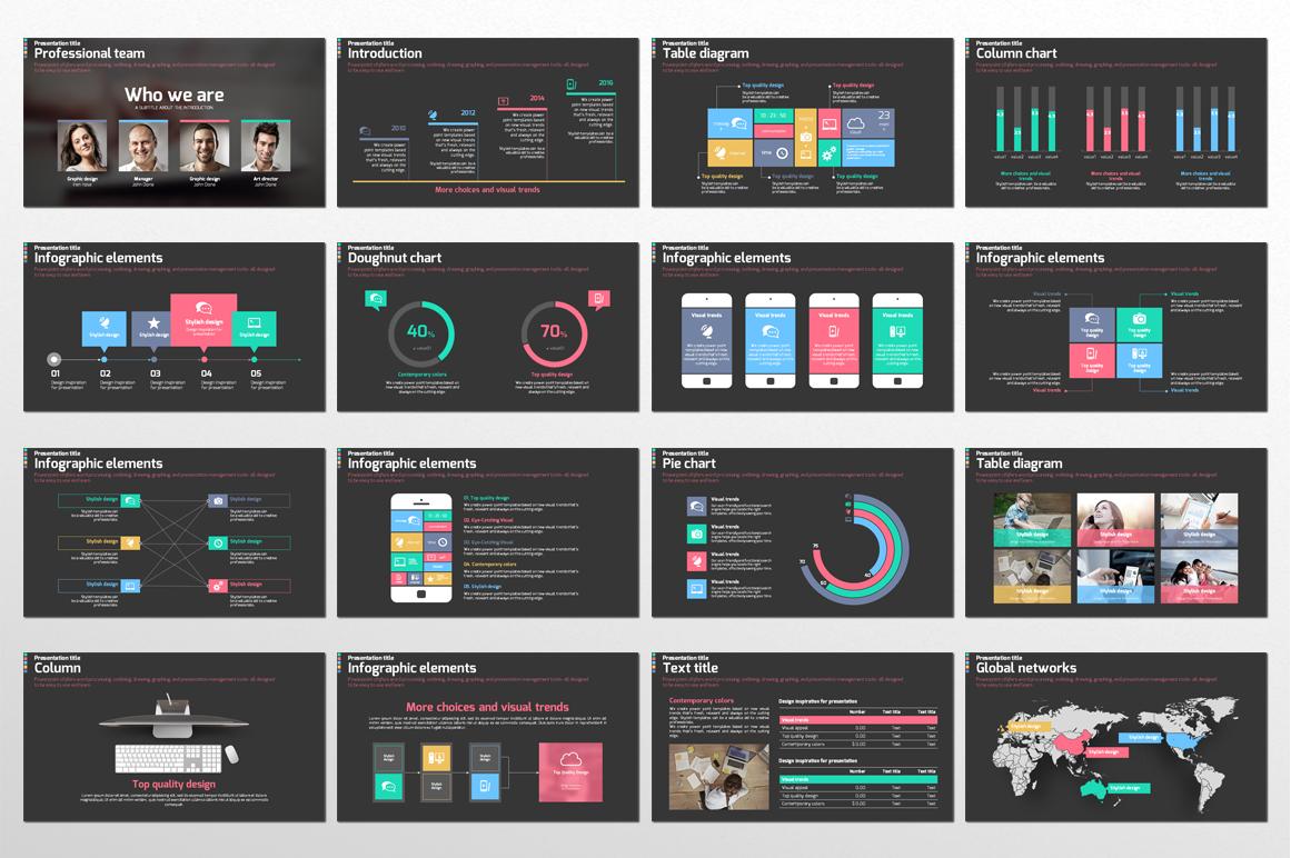 Application Presentation example image 2