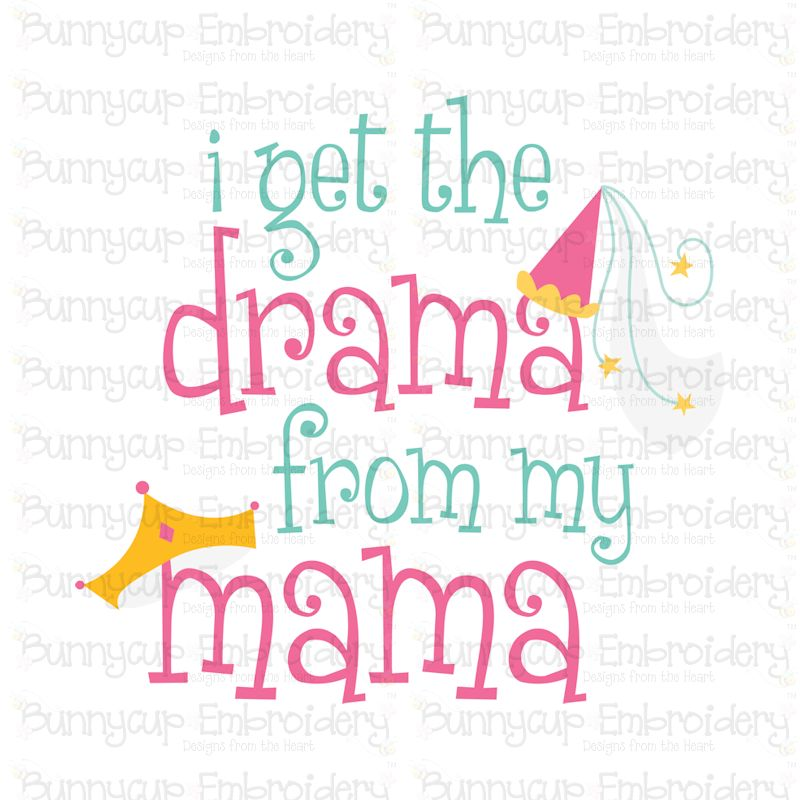 Baby Girl Sentiments- SVG, Cut Files, Clipart, Printables example image 12