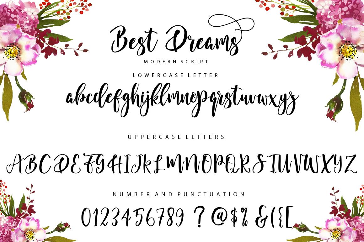 Best Dreams example image 11