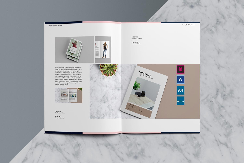 Designer Portfolio-48 Pages example image 10