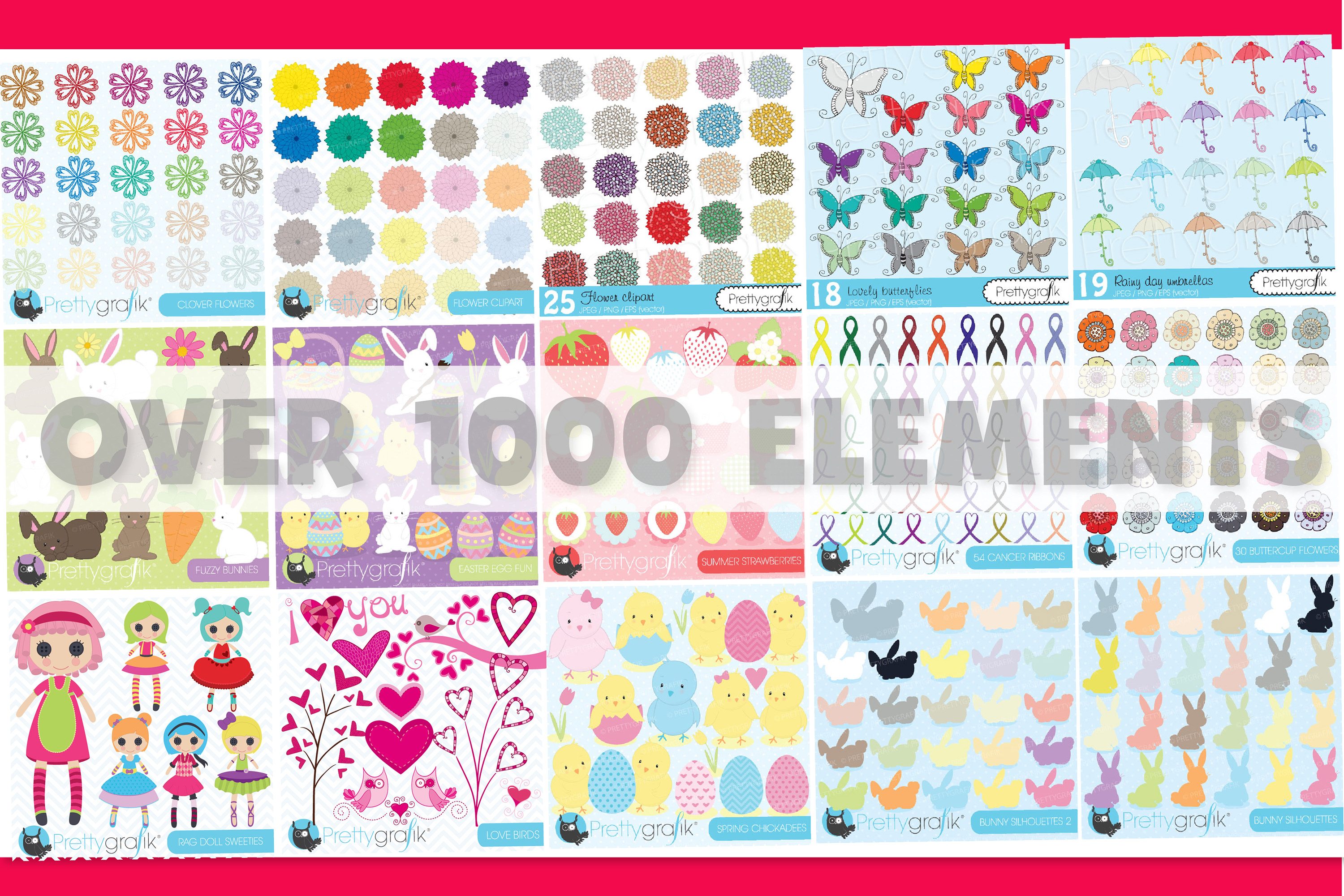 MEGA BUNDLE PART03 - 40000 in 1 Full Collection example image 3