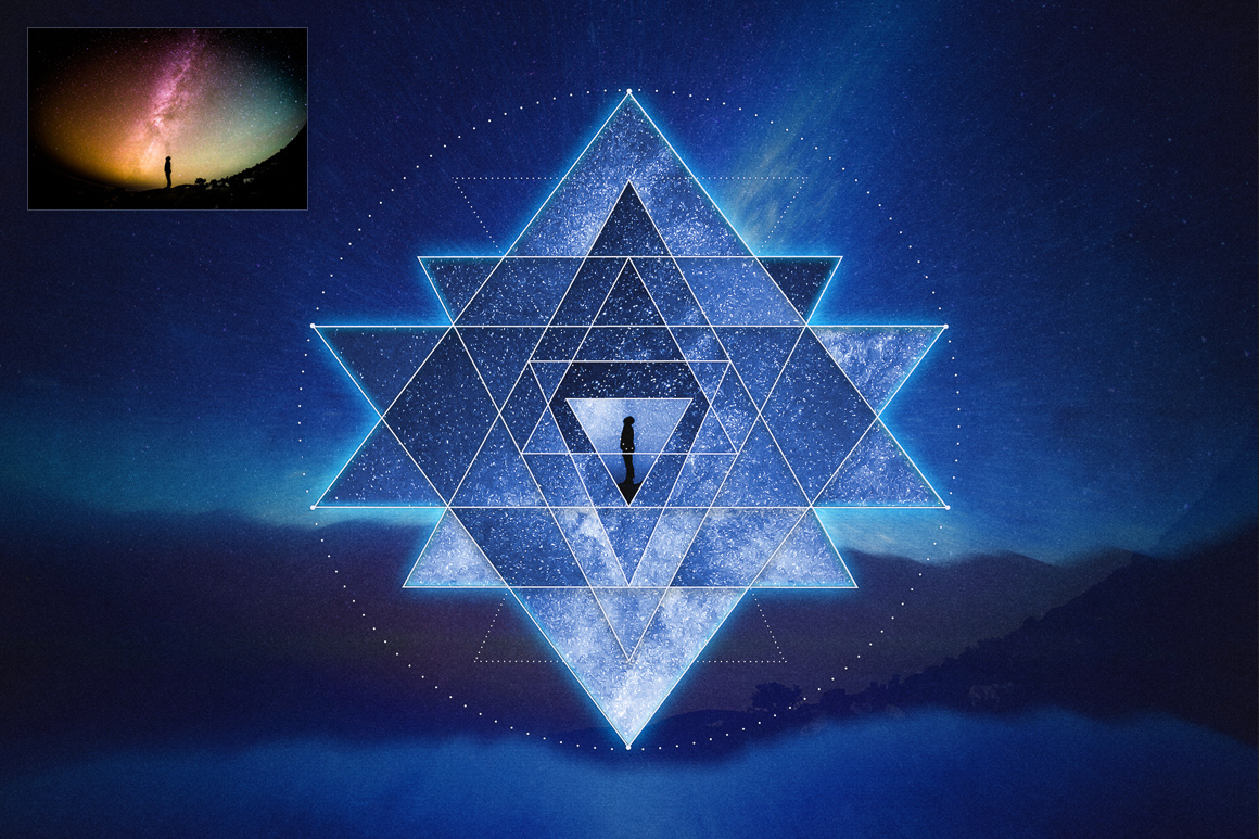 Sacred Geometry Generator example image 13