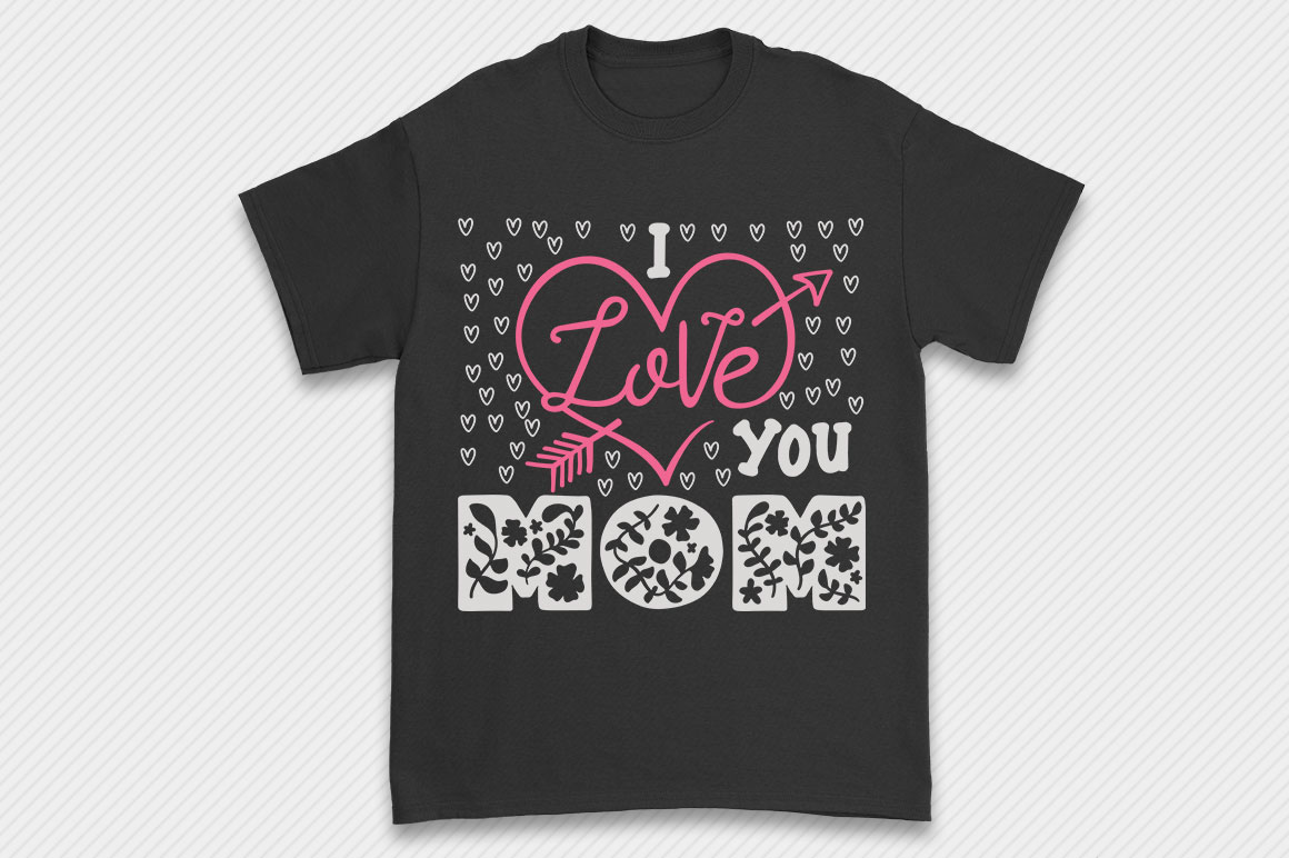 100 Mom Tshirt Design Mega Collection example image 6