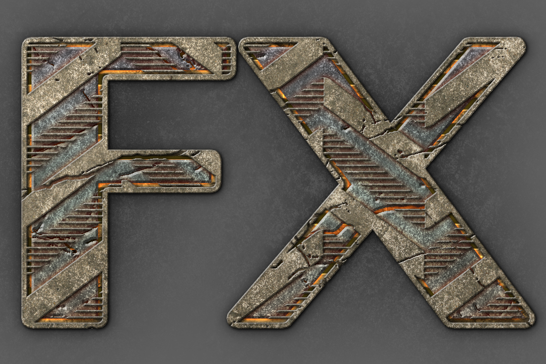Dungeon TextFX example image 9
