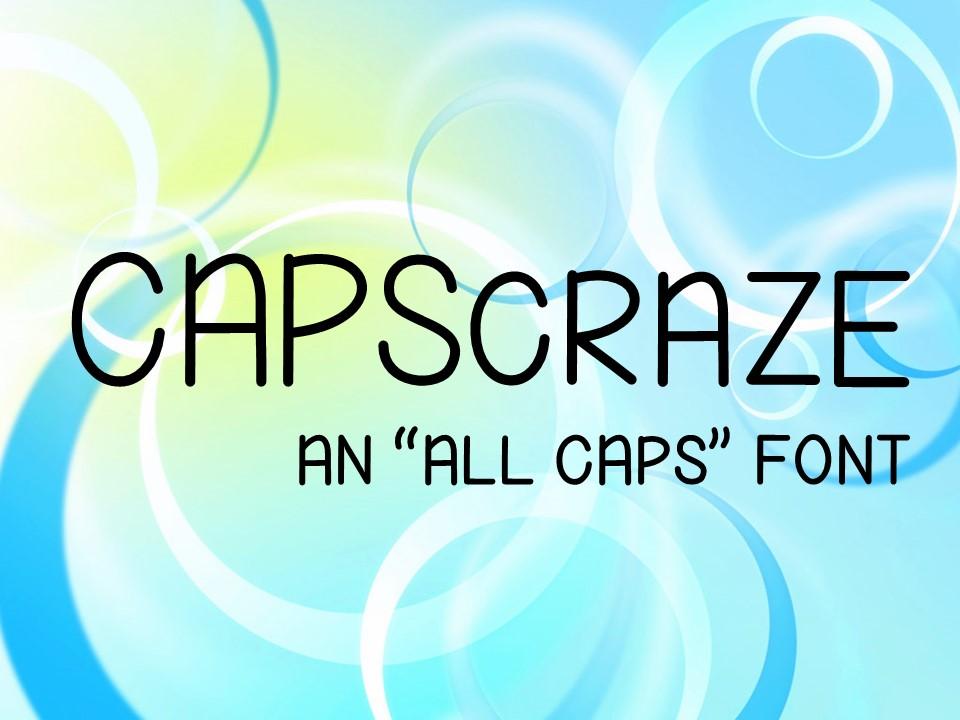 CAPScraze example image 1