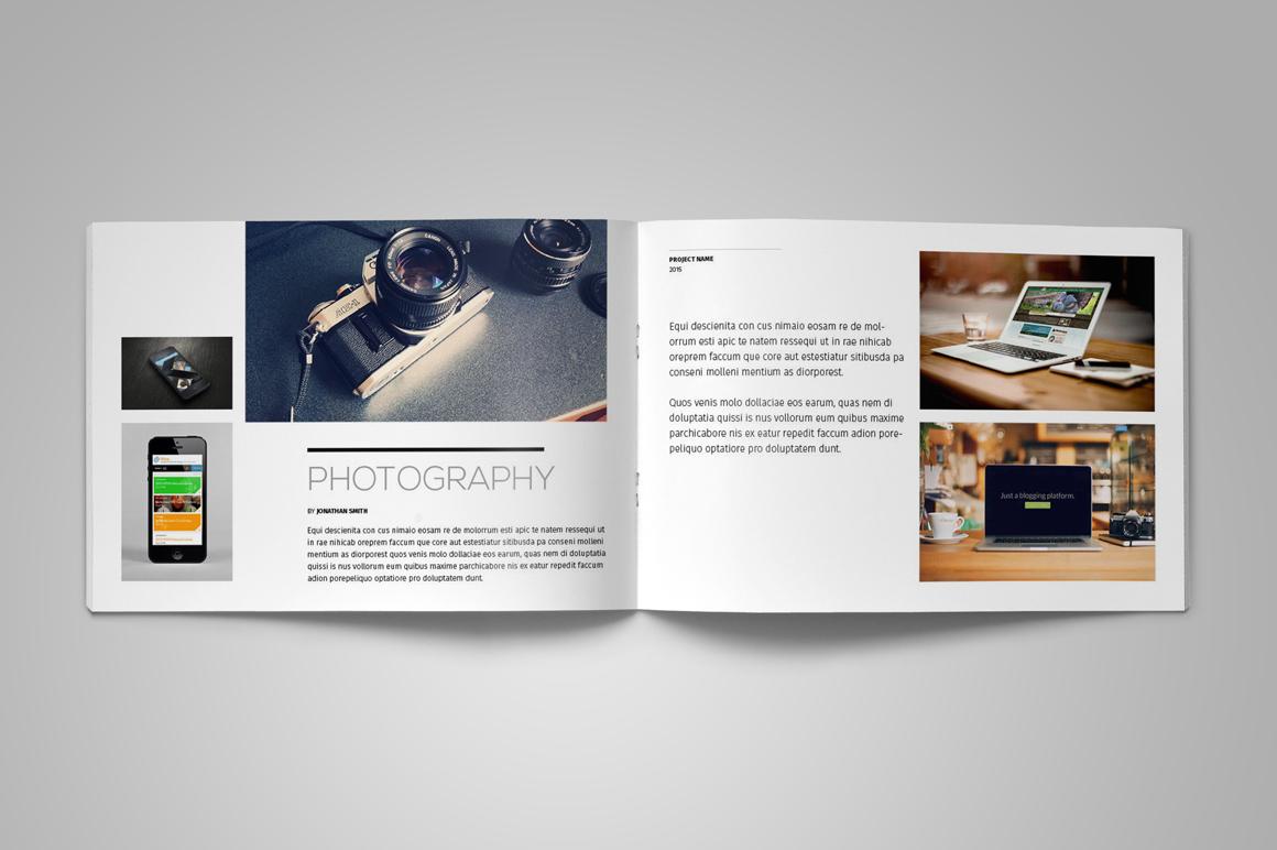 Portfolio Brochure Template example image 12