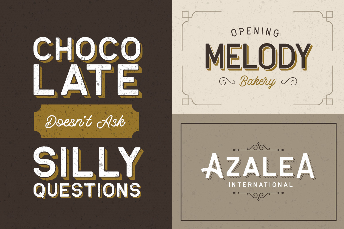 Antone Family - 7 FONTS example image 3