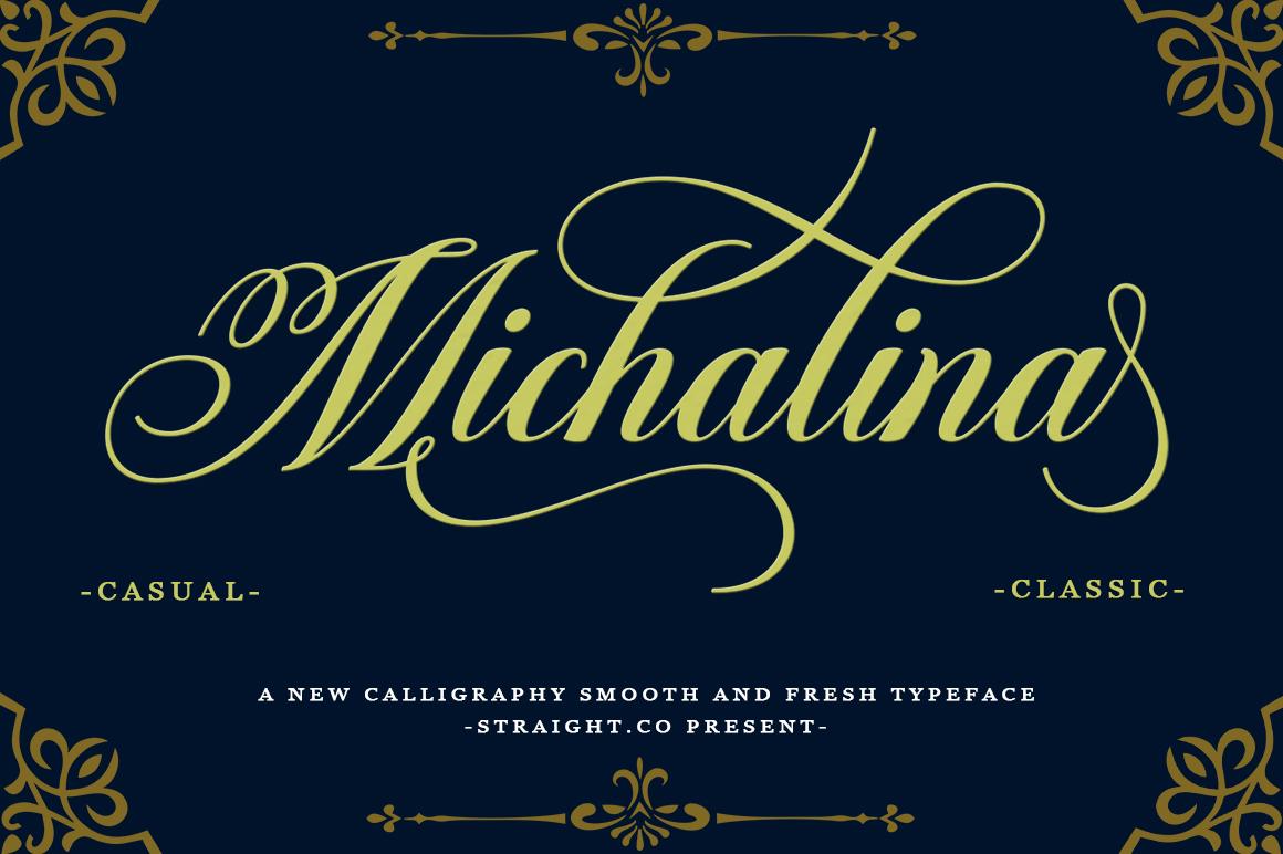Michalina example image 1