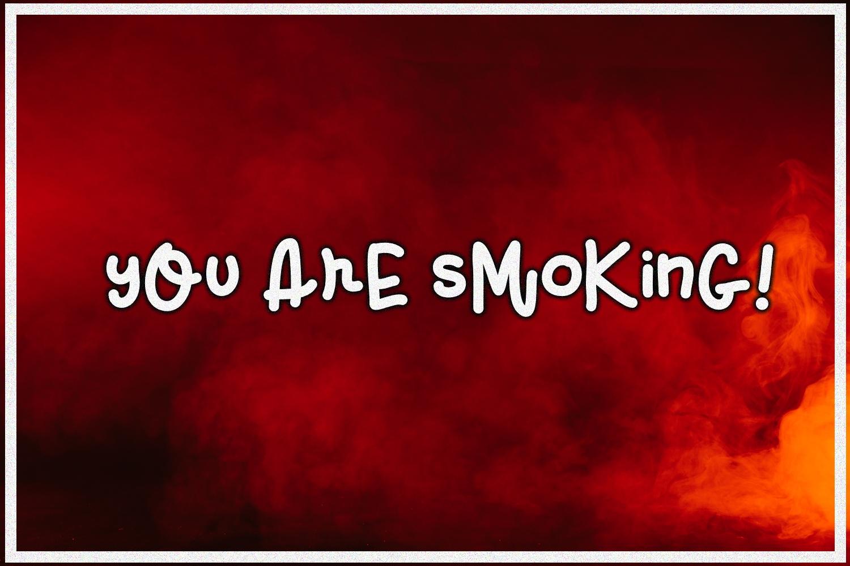 Smokes example image 3