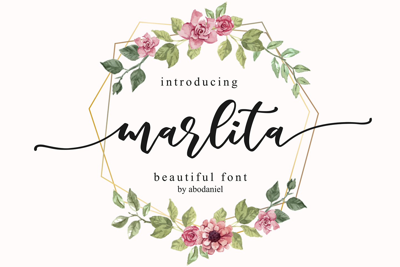 Various Font Bundle example image 6