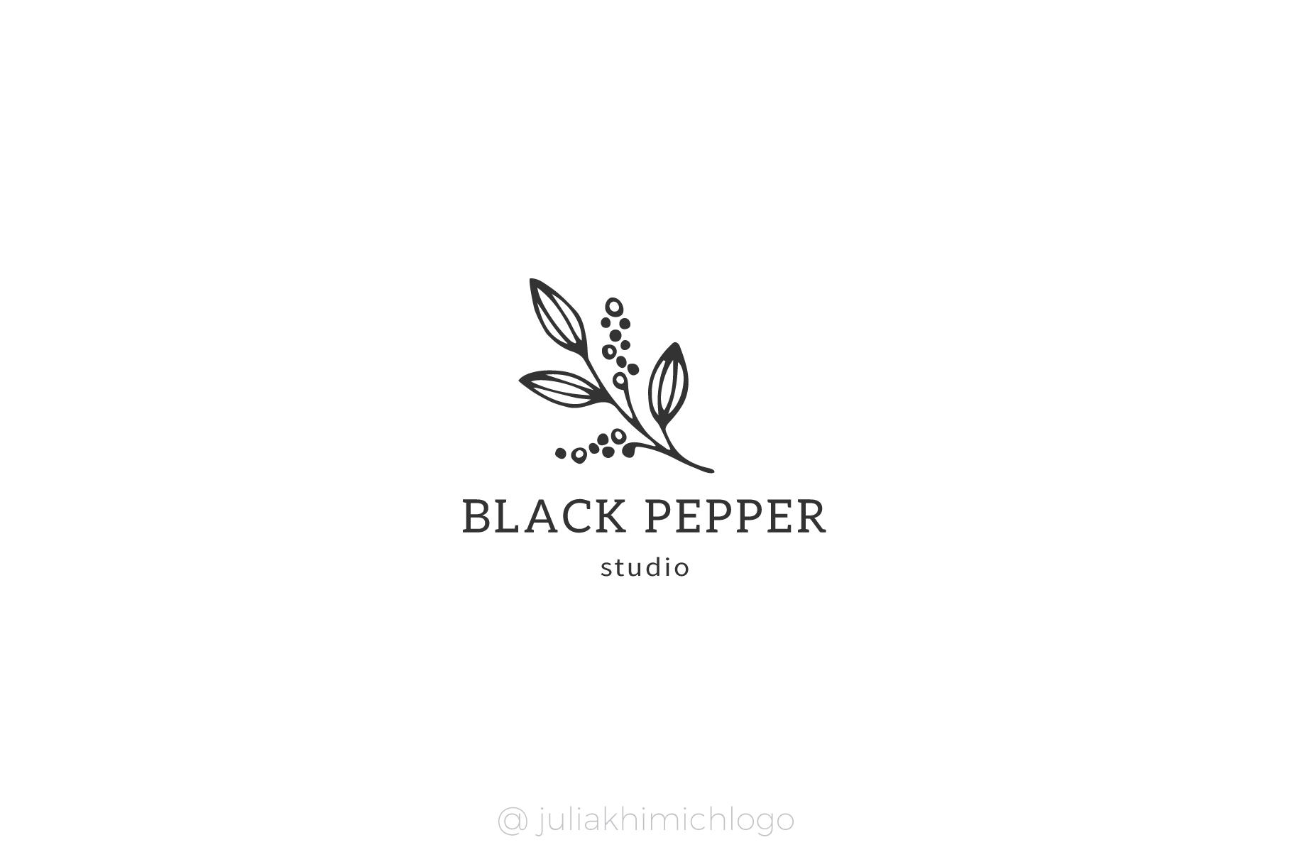 Logo Pack Volume 9. Kitchen example image 2