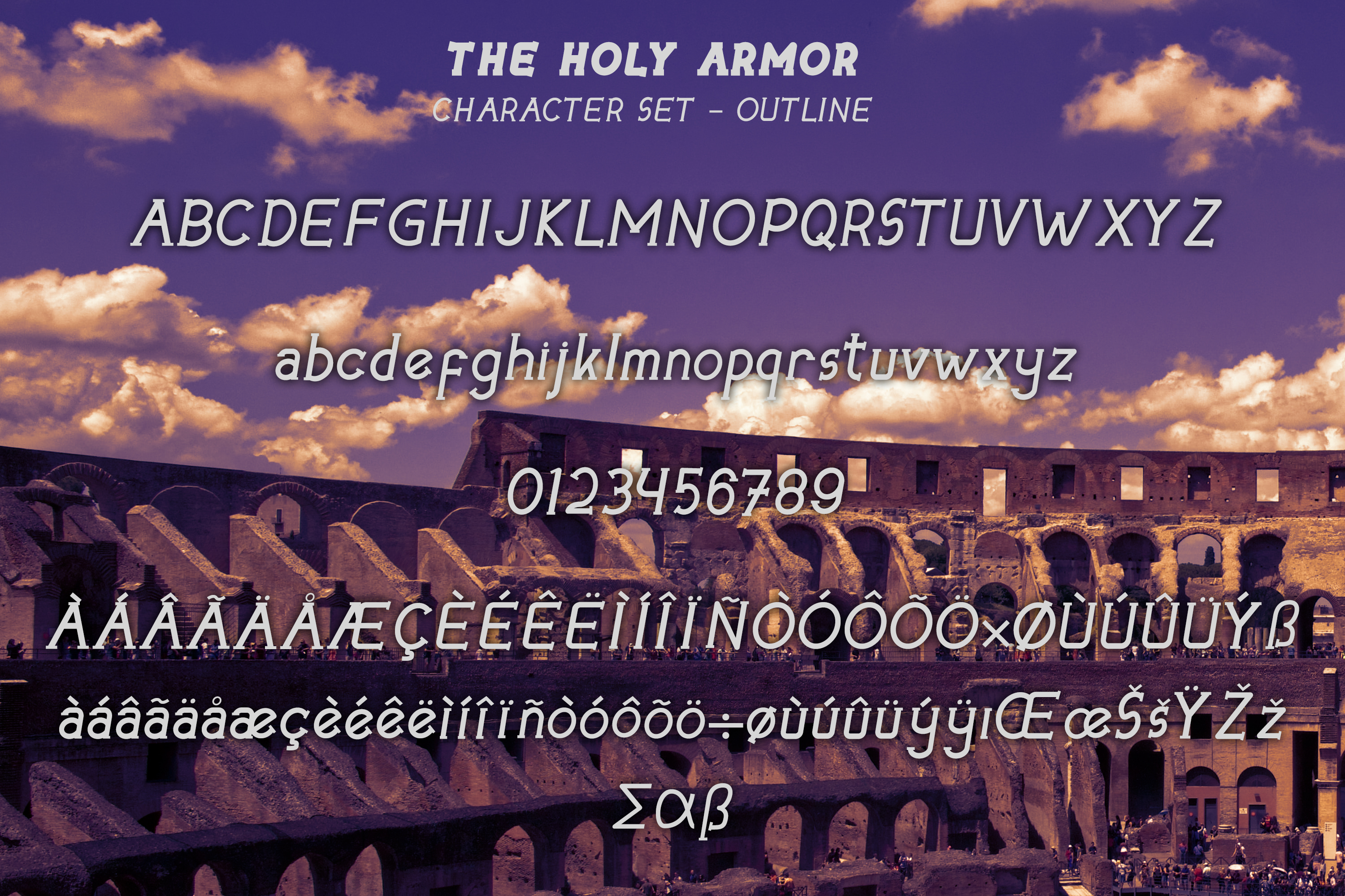 The Holy Armor example image 4