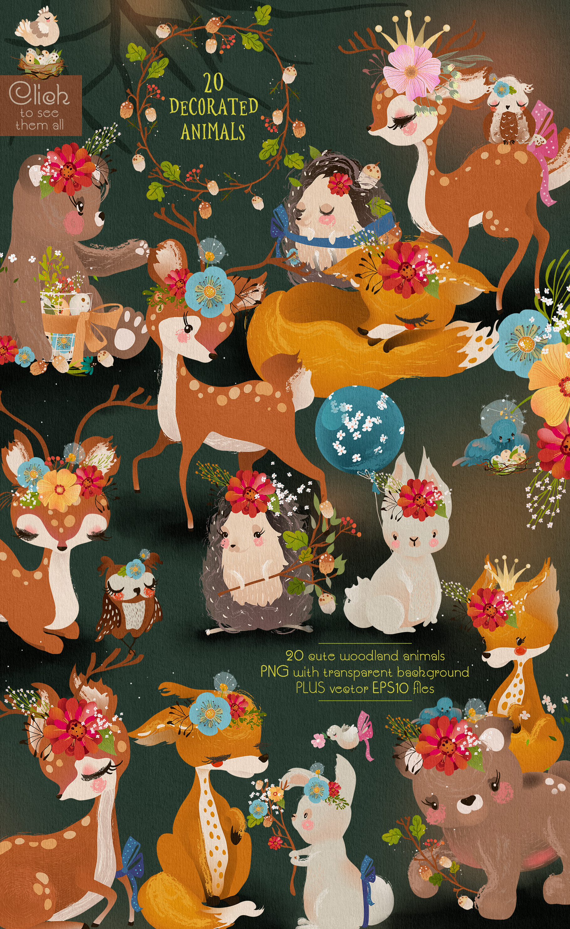 Whimsical Forest example image 5