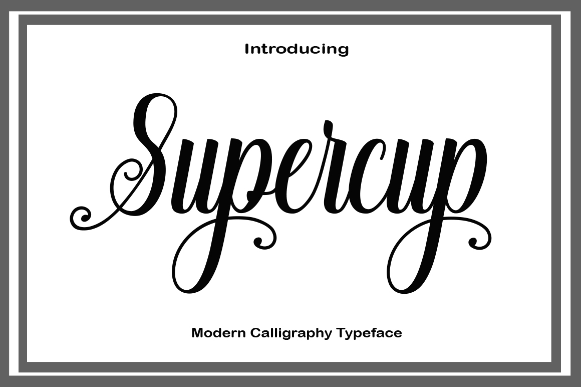 FONT BUNDLES COLECTION example image 17