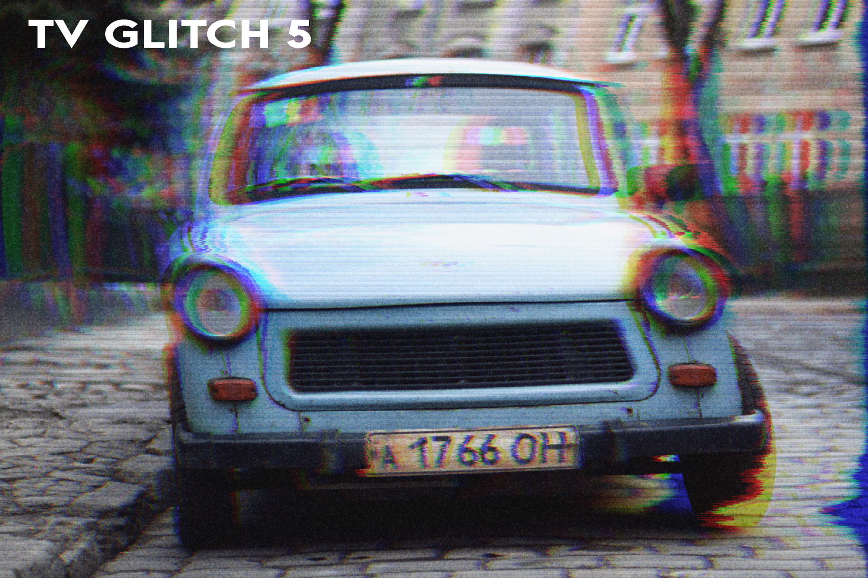 AL's Glitch TV Action Pack Vol. 1 example image 7