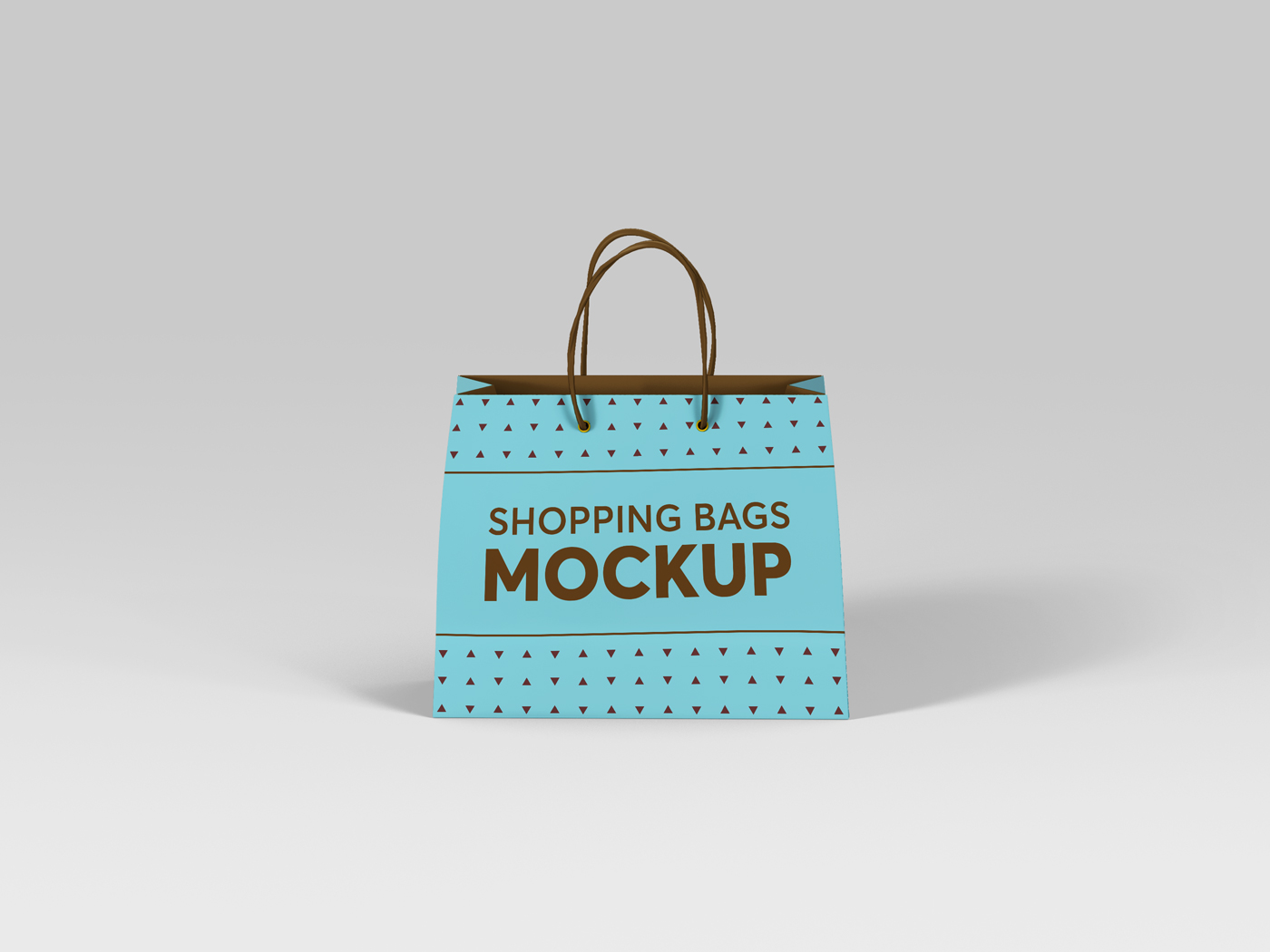 Shopping Bag Mockups V2 example image 2