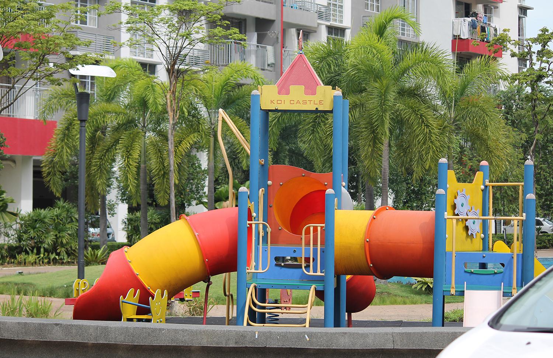 Children play area example image 1