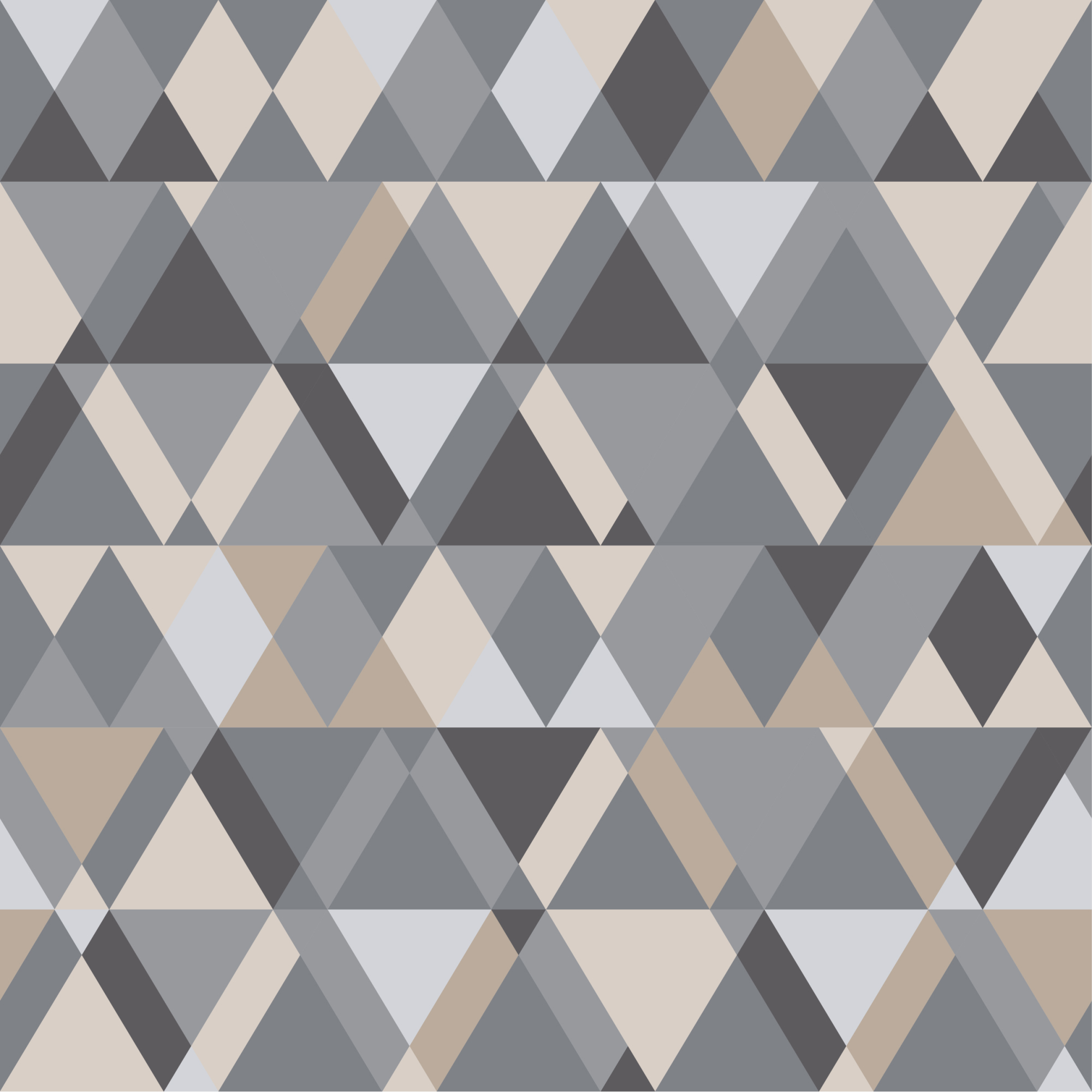 Set of 12 seamless vector backgrounds with abstract geometric pattern.  example image 7
