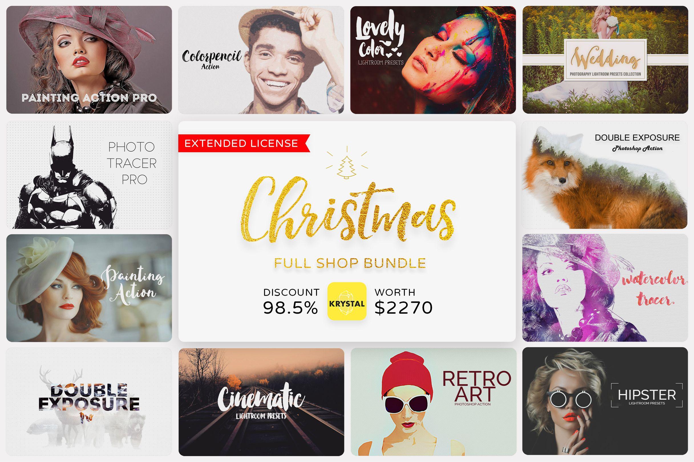 Christmas Full Shop Bundle (Save 99%) example image 1