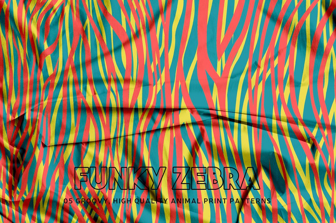 Funky Zebra example image 4